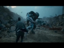 Attraction 2017 Man With Alien Suit vs Alien Russian Alien Movie
