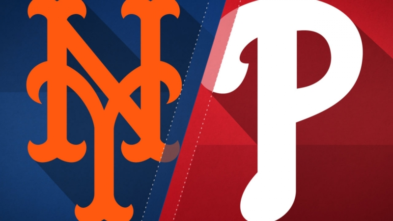 NL / 18.08.18 / NY Mets @ PHI Phillies (4/5)