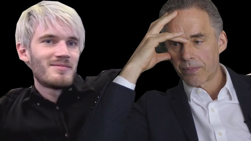 ✔Jordan Peterson meets Pewdiepie (SUBSCRIBE TO PEWDS)