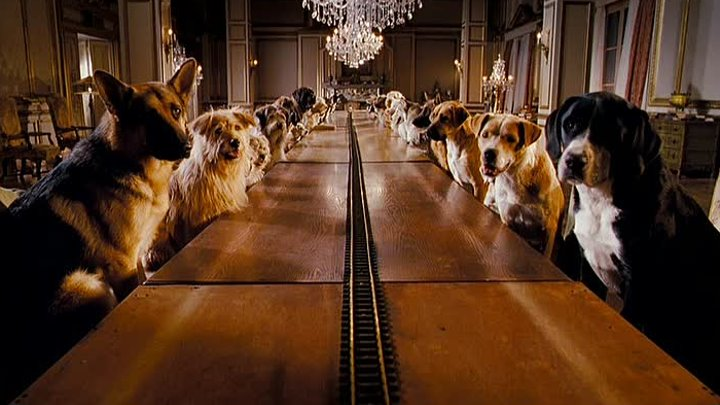 Отель для собак (семейный)