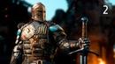 Прохождение For Honor — Часть 2 Легион Черного камня