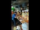 Мастер класс Рататуй в ресторане Угли