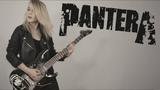 Pantera - 5 minutes alone Ada cover