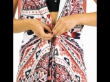 5-Minute Crafts - 12 creative ways to tie a sarong. ...