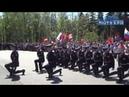 Выступление Президентского полка в г. Лыткарино на День Победы в 2014 г.