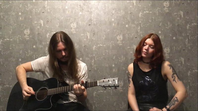 Turn Loose The Mermaids Nightwish Acoustic Cover