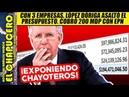 Exponiendo Chayoteros Ep. 2. López Dóriga cobró 200 mdp con EPN; 80 mil x spot de radio