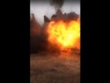 В Осетии разорвавшаяся на учениях мина ранила двоих солдат