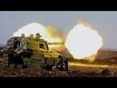 Боевые стрельбы САУ 2С19 'Мста-С'