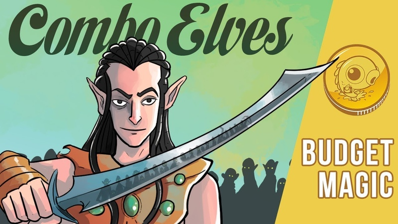 Budget Magic $97 (14 tix) Combo Elves (Modern, Magic Online)