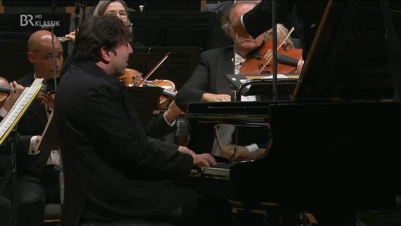 Münchner Rundfunkorchester- Festival der Nationen mit Fazıl Say- Daniel Lozakovich