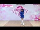 FSG Pick Up PRODUCE 48 YuehuaㅣЧхве ЙенаㅣPR video рус саб