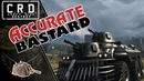 Crossout: [ TORERO ZS-34 Fat man x2 ] Accurate Bastard [ver. 0.9.95]