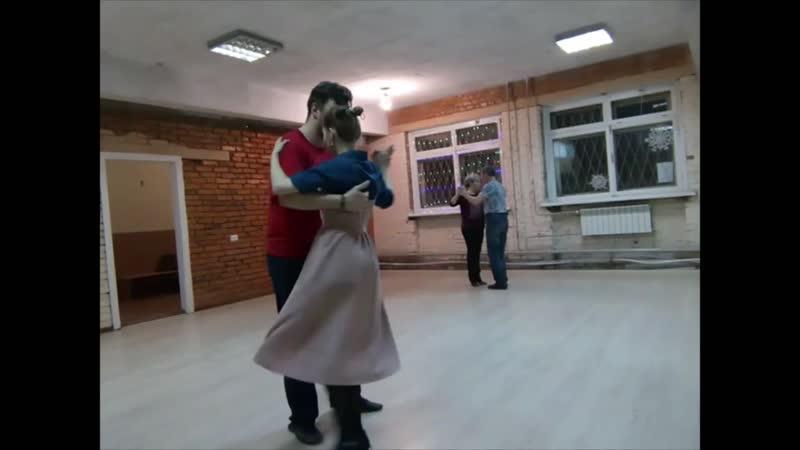 19.02.2019 Танго. Свободная практика