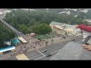Витебск, городская ратуша в центре города. Обзор города со смотровой площадки. Часть 2