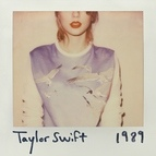 Taylor Swift альбом 1989