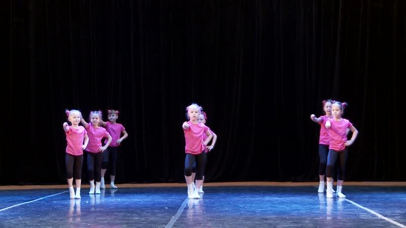 Танец Колёсики