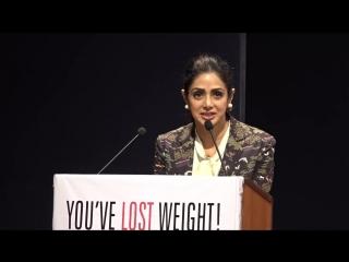 Shridevi Funny Speech For Husband Boney Kapoor by¦¦bollywood live