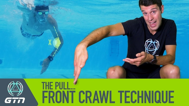 The Pull - How To Swim Front Crawl | Freestyle Swimming Technique