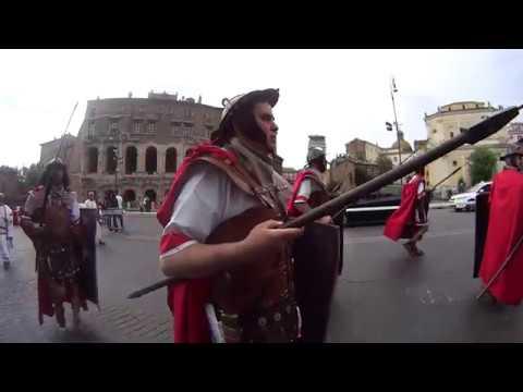 21 Aprile 753 a.C. 21 Aprile 2018 - Natale di Roma 2.771 anni Auguri Roma, città eterna