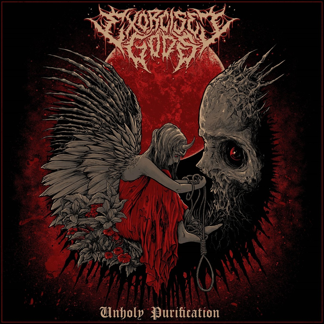 Exorcised Gods - Unholy Purification [EP] (2018)