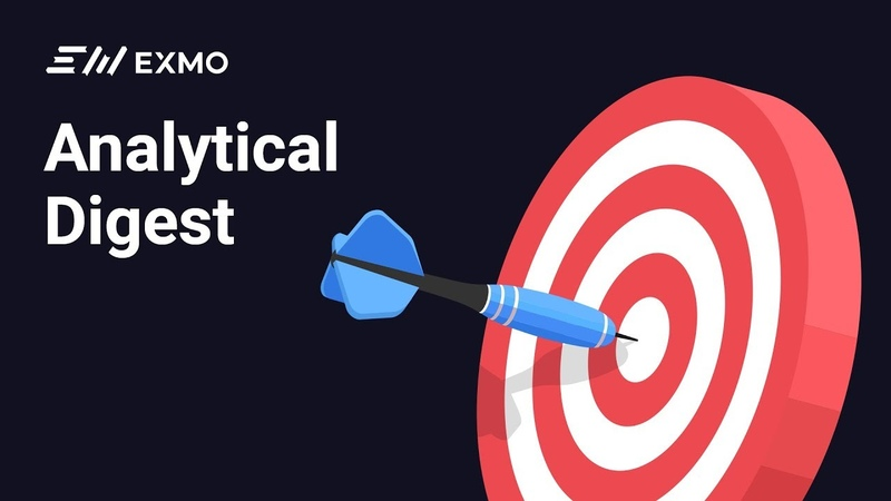 EXMO Analytical Digest 2 | Обзор криптовалют BTC, ETH, XRP, EOS, TRX, LTC
