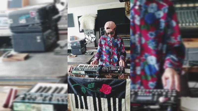 Mustelide Electro Live Jam Full version Berlin 2018