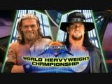 (WWE Mania) WrestleMania 23 Edge (c) vs Underaker - World Heavyweight Championship