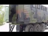 M1070 off road camper