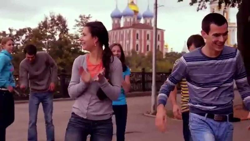 Dancing Ryazan Танцующая Рязань