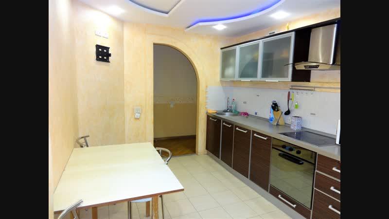 Продам 3 к кв в монолитном доме на 8 17 эт по ул Губкина 18Б Площадь 75 45 12 м2 Цена 4 050 000 т р