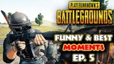 PUBG - Funny &amp Best Moments (Stream Highlights, EPIC KILLS) Top Players Ep.5