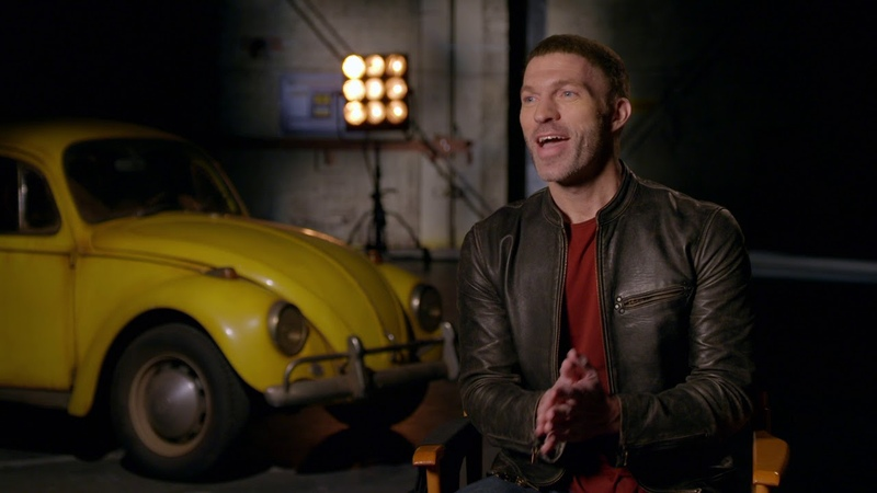 Travis Knight Part 2 | EPK Interview - Bumblebee (2018)