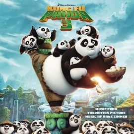 Hans Zimmer альбом Kung Fu Panda 3 (Music from the Motion Picture)