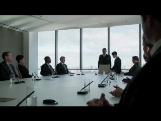 GOTHAM • SEASON 1x16• First meeting with Wayne Enterprises