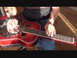 Orange Blossom Special Bluegrass Dobro