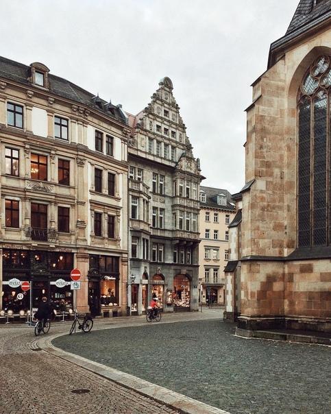 ПРЯМЫЕ рейсы в Германию (Лейпциг) всего за 4500 рублей туда-обратно