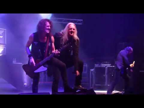 SAXON STRONG ARM OF THE LAW LIVE @OBERHAUSEN SEPTEMBER 22 2018