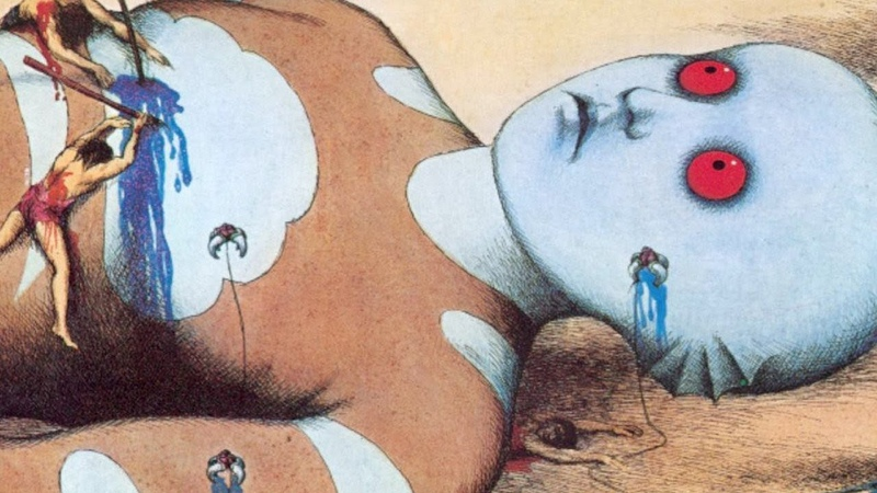 Fantastic Planet Remastered Animation Movies For Kids