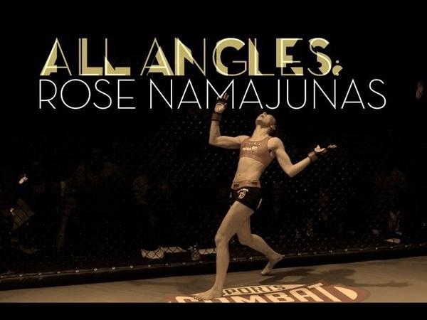 INVICTA FC 5 All Angles with Rose Namajunas