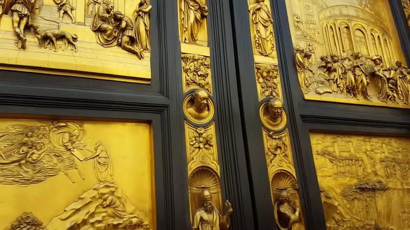 Золотые врата, Флоренция