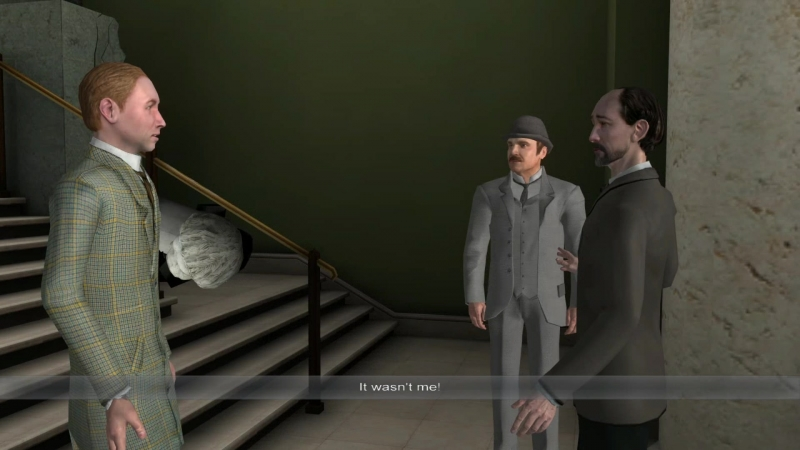 Это не я по английский Шерлок Холмс против Арсена Люпена