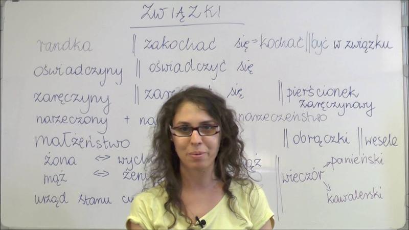 Polish for Foreigners - związek