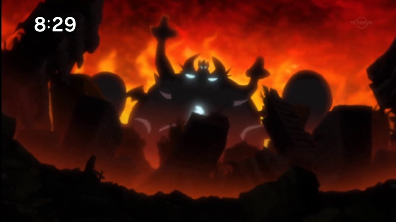 Anime Pokémon SUNMOON Episodes 101 Preview P3
