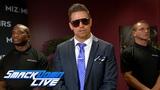 The Miz accepts Daniel Bryan's SummerSlam challenge SmackDown Exclusive, Aug. 7, 2018