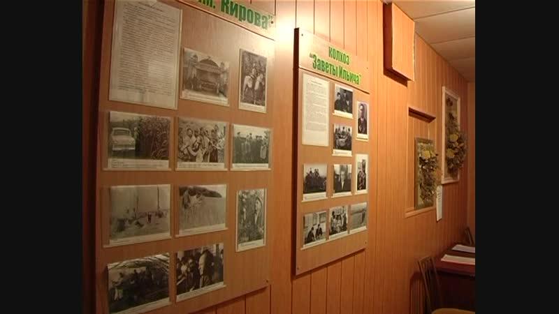 В архивном отделе администрации Старобешевского района оформлены стенды и выставки