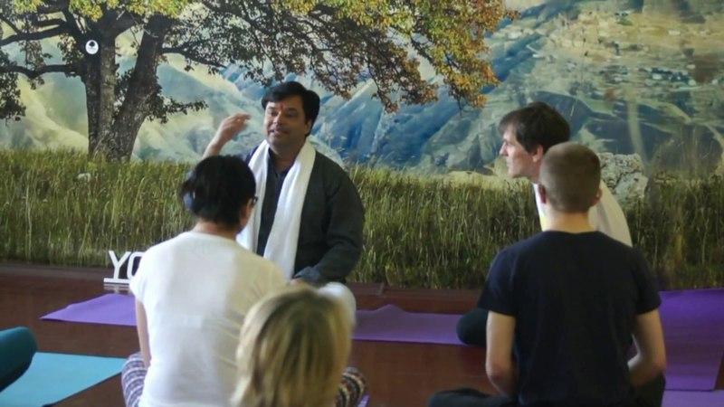 мастер класс Маниша Вардхана в Ульяновске 2018