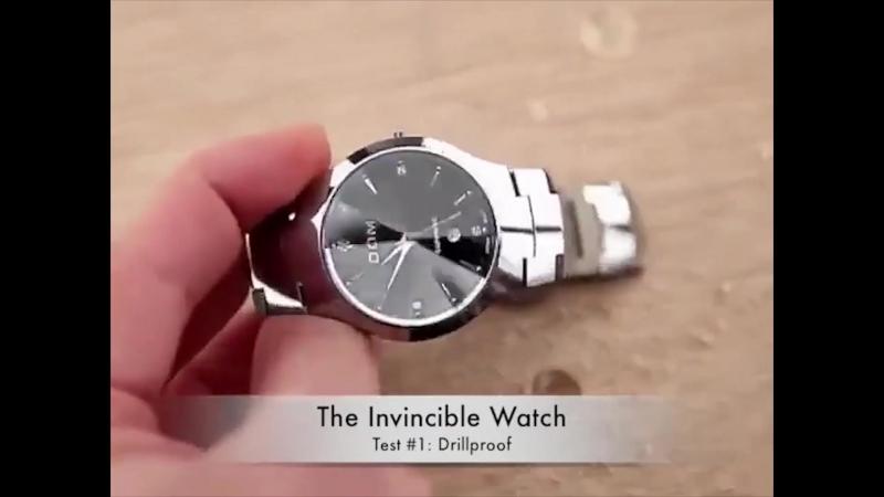 Стильные и надежные мужские часы