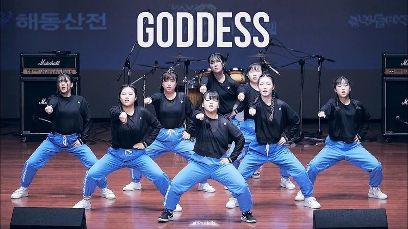 가데스 GODDESS (초은고) 제8회 끼페스티벌 고등부 모범상 | Filmed by lEtudel