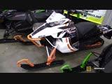 2015 Arctic Cat XF 9000 Limited Sled - Walkaround - 2017 Toronto Snowmobile ATV Show